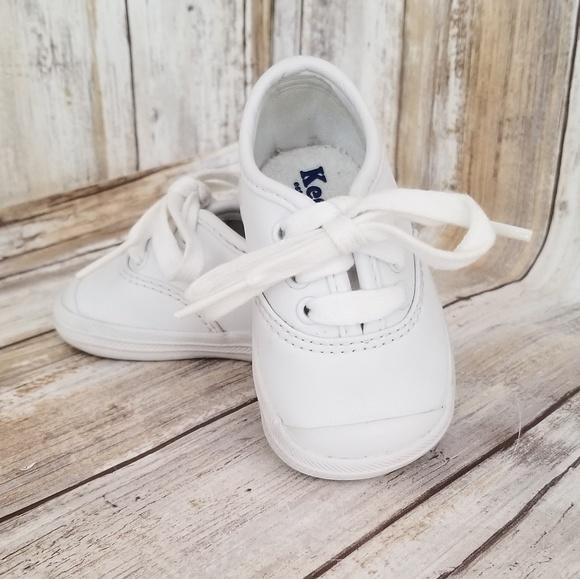 5ff325fba Keds Kids Champion Toe Cap Sneaker Infant Sz 2